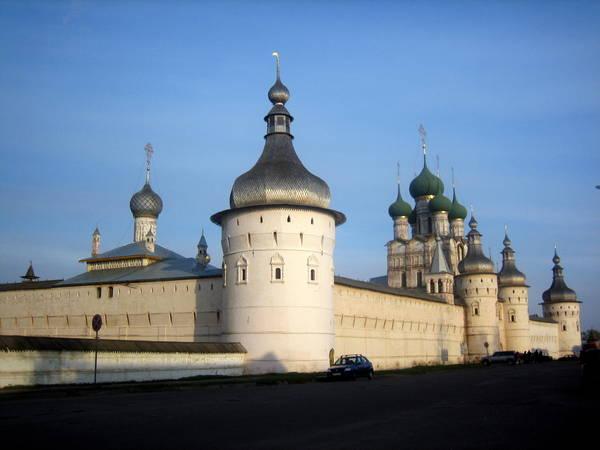 фото Ростовского Кремля